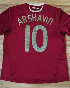 Russie 2009/2010 – ARSHAVIN #10 – Taille L
