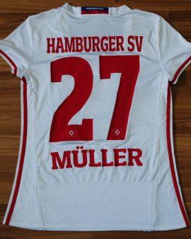 SV HAMBURG – 2016/2017 – #27 NICOLAI MULLER – Taille L