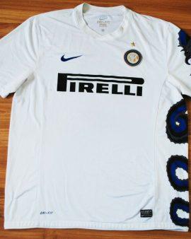 Inter Milan – 2010/2011 Dragon AWAY – Taille XL