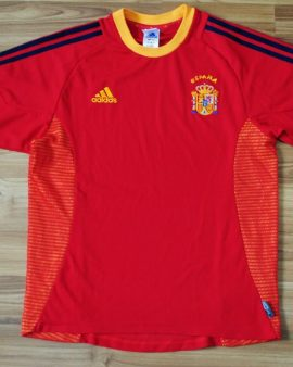 Espagne 2002-2004 – Taille S