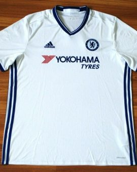 Chelsea 2016/2017 THIRD – Taille XL