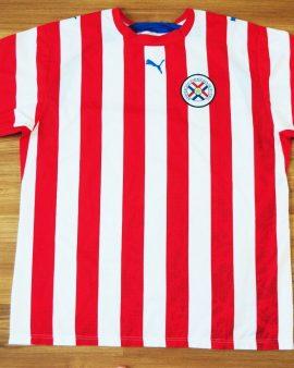 Paraguay – 2006/2007 – XL