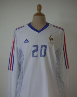France porté / worn U21