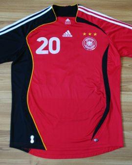 Allemagne 2006/2008 – L #20 Podolski