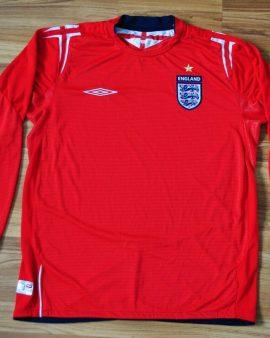 England 2004/2006 M Size