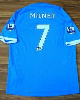 Manchester City – MILNER #7 L