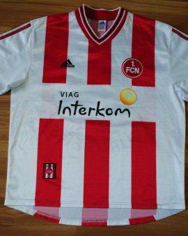 FC NURNBERG 1998/1999 Rene VAN ECK XL