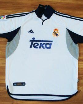 Real Madrid 2000/2001 – L