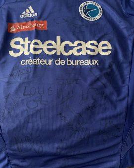 Maillot Racing Club Strasbourg 2005-2006