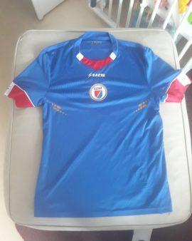 Maillot sélection nationale Haiti