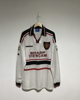 Manchester United Away 1997/98 Giggs 11