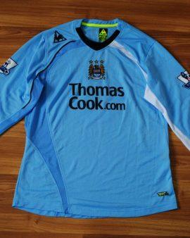 Manchester City #3 Michael BALL 2008/2009