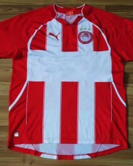 Olympiacos 2010-2011 Dennis Rommedahl #24
