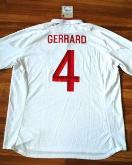 England #4 Gerrard
