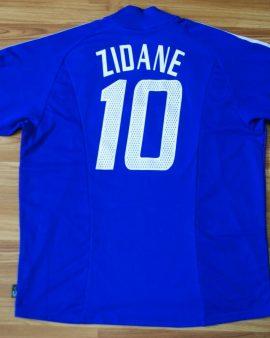 Zidane 2002/2004 XL