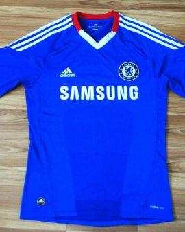 Chelsea 2010/2011 – S