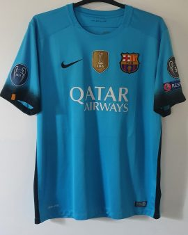 maillot FC Barcelone 2015/2016