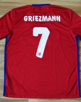 Atletico Madrid #7 GRIEZMANN
