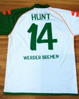 Werder Breme 2006/2007 Aaron HUNT