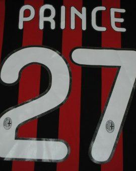AC Milan 2009/2010 – BOATENG Kevin Prince