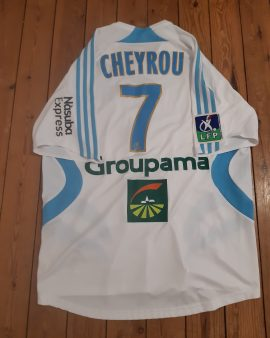 Maillot porte cheyrou 2007/2008