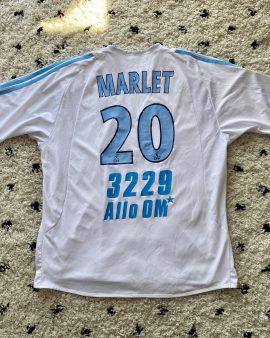 Olympique de Marseille Matchworn
