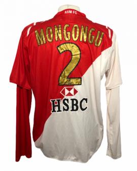 "Monaco 2009-2010 Porté HOME Taille ""XL"" #2 MONGONGU"
