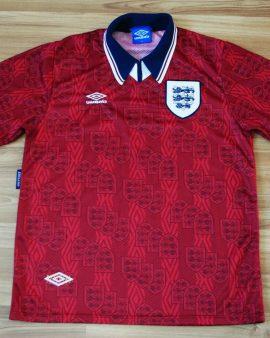 Angleterre 1993/1995 XL