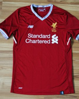 Liverpool 2017/2018 NB 125 YEARS – Small