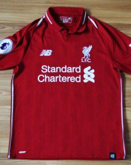 Liverpool 2018/2019 – Mohamed Salah #10 Small