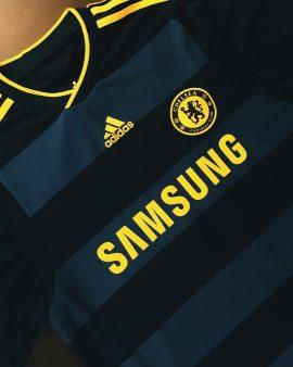 Lampard Chelsea 09/10 Away Shirt