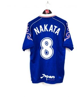 Japan #8 Nakata – L