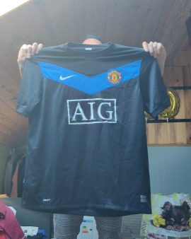 Maillot Manchester United extérieur 2009/2010