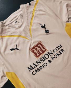 Bale Tottenham 09/10 Home Shirt