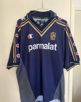 Maillot Parme extérieur 2001/2002