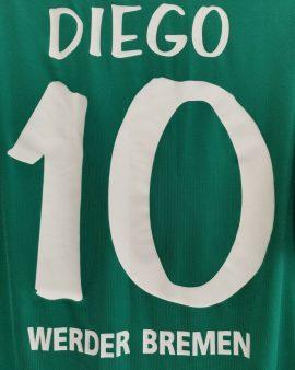Werder Bremen 2007/2008 DIEGO