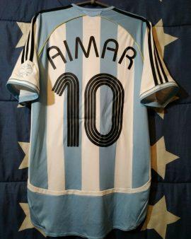 Argentine – Pablo AIMAR #10 – Small