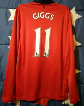 Taille S Manchester United 2013-2014 GIGGS