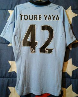 Manchester City – Yaya Toure 42 – Small