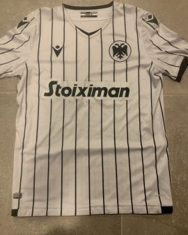 Maillot PAOK 2020-2021