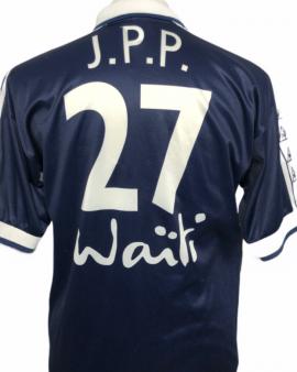 "Bordeaux 1996-1997 HOME Taille ""L"" #27 JPP Papin"