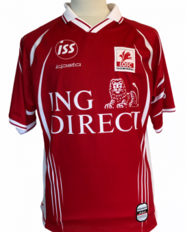 """Lille 2001-2002 HOME Taille """"XL"""""""