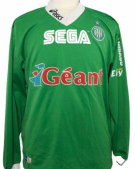 """Saint-Etienne ASSE 1999-2000 HOME Taille """"XL"""""""