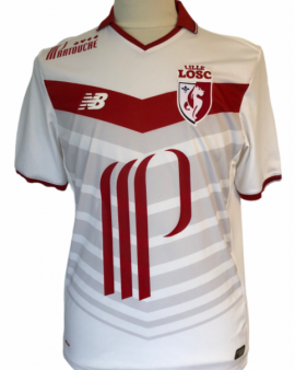 """Lille 2015-2016 AWAY Taille """"M"""" 2 CORCHIA"""