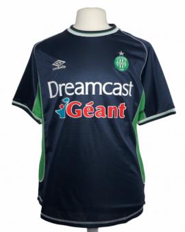 """Saint-Etienne ASSE 2000-2001 AWAY Taille """"L"""""""