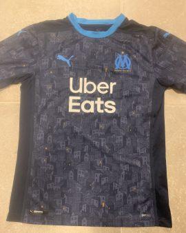 Maillot Olympique de Marseille authentique 2020-2021