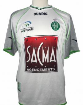 "Saint-Etienne ASSE 2003-2004 AWAY Taille ""XL"""