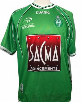 """Saint-Etienne ASSE 2003-2004 HOME Taille """"XL"""""""