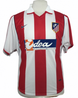 """Atletico Madrid 2001-2002 HOME Taille """"S"""""""