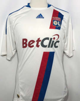 """Lyon 2010-2011 HOME Taille """"M"""""""